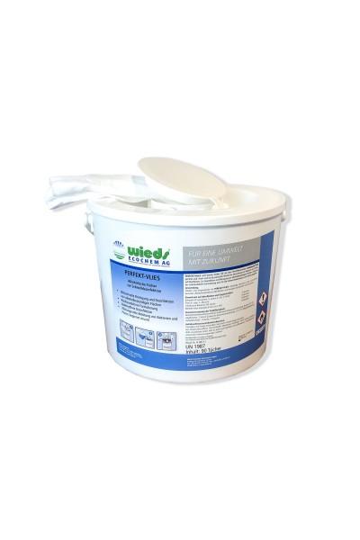 PERFEKT-VLIES - Desinfektionstücher [inkl. GLOBALOCID® 200]