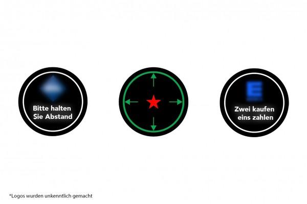 Gobo - Disk (Projektion)